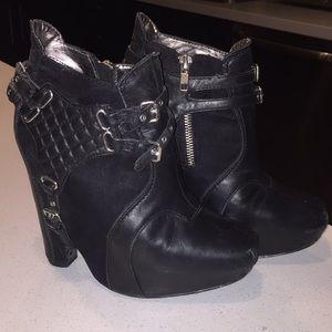 Sam Edelman Shoes - Sam Edelman harness booties